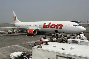 Lion Air cân nhắc hủy đơn hàng mua Boeing 737 MAX