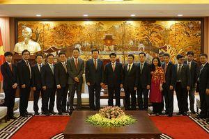 Hà Nội sẽ tạo điều kiện thuận lợi cho các doanh nghiệp Hàn Quốc đầu tư kinh doanh