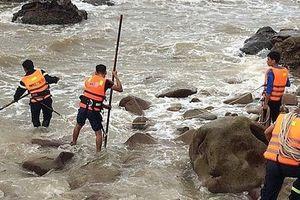 Tìm thấy thi thể nữ sinh bị nước cuốn trôi khi tắm sông Mã
