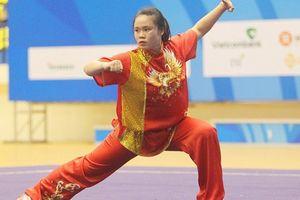 Wushu, Cử tạ chính thức bước vào ngày thi đấu đầu tiên