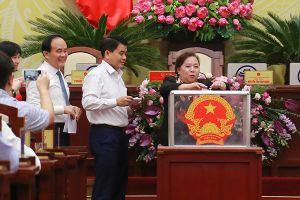 Hà Nội bầu bổ sung 2 Ủy viên UBND TP