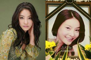 Dung nhan xinh đẹp đầy tiếc nuối của nữ diễn viên 'Vườn sao băng' tự sát