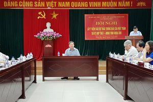 Thanh Hóa: Góp ý vào dự thảo Thông báo của MTTQ tại kỳ họp HĐND