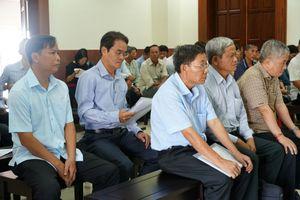 Cựu phó thống đốc Ngân hàng Nhà nước Đặng Thanh Bình hầu tòa