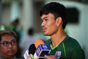 Tiền đạo Thái Lan muốn phá kỷ lục ghi bàn ở AFF Cup