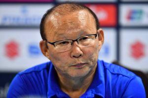 HLV Park Hang-seo nhắc tuyển Việt Nam nhớ bài học thất bại năm 2014