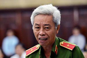 Thiếu tướng Phan Anh Minh: 'Khó kiểm soát tín dụng đen'