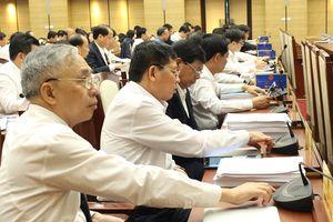 Hà Nội sửa đổi các Nghị quyết của HĐND TP triển khai Luật đầu tư công