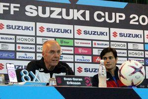 HLV Eriksson: AFF Cup sôi động như Champion League và World Cup'