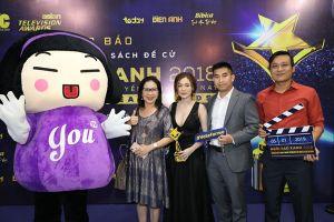 Kiều Minh Tuấn chạy đua cùng Trường Giang tại giải Ngôi sao xanh 2018