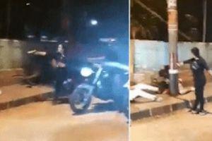 Kinh hoàng: Con gái tuổi teen bắn chết bố rồi bình tĩnh kéo xác vào nhà vệ sinh