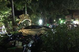 Truy tố lái xe phê ma túy gây tai nạn chết hai người
