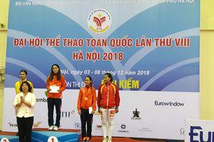 Hà Nội và TP Hồ Chí Minh cũng dẫn đầu ở môn Đấu kiếm