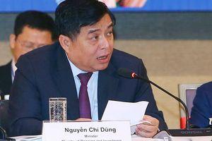Bộ trưởng Nguyễn Chí Dũng: Việt Nam đang ở thời điểm 'vàng' để thực hiện những cải cách căn bản