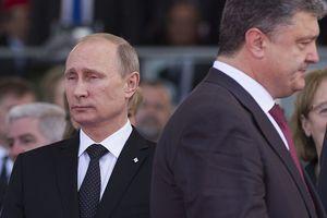 Căng thẳng Nga-Ukraine: Kiev 'báo động' lực lượng biên phòng sẵn sàng chiến tranh?
