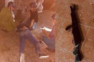 Bất ngờ hành động của thanh niên 9X sau khi nổ súng trước cổng chùa
