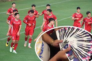 Sốt vé AFF Cup trận Việt Nam-Philippines: In vé giả bị xử lý thế nào?