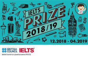 Hội đồng Anh khởi động giải thưởng British Council IELTS năm 2019
