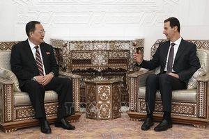 Lộ diện 'kẻ thù chung' của Triều Tiên và Syria