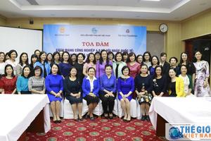 Tọa đàm về bình đẳng giới và nâng cao vai trò phụ nữ