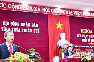 Ba tỉnh Quảng Bình, Quảng Trị và Thừa Thiên Huế đồng loạt khai mạc kỳ họp HĐND tỉnh
