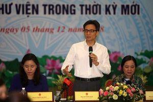 Số hóa thư viện sẽ là thời cơ lớn của hệ thống thư viện Việt Nam