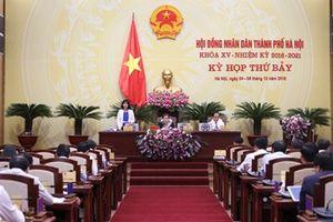 TP. Hà Nội: Thông qua Nghị quyết về giá sản phẩm, dịch vụ công ích