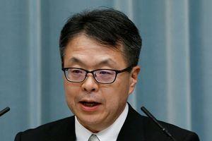 Bộ trưởng Nhật trả lại lương