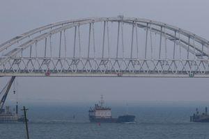 Nga khai thông một phần eo biển Kerch