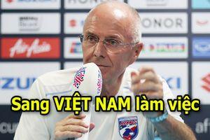 HLV Eriksson bỏ ngỏ khả năng sang Việt Nam làm việc