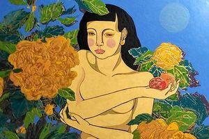 Triển lãm và đấu giá tranh nude