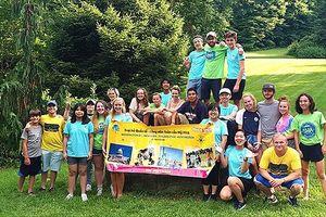 Nữ sinh Ngoại giao và dự án trại hè quốc tế