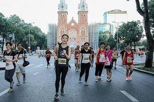 Adidas Runners Saigon cùng nhau 'vượt qua giới hạn bản thân'