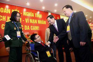 Thượng tướng Nguyễn Văn Rinh làm Chủ tịch Hội Nạn nhân chất độc da cam