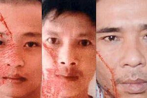 Truy nã 3 phạm nhân khoét tường trốn khỏi trại giam