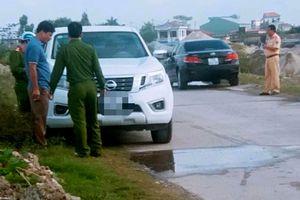 Không có dấu hiệu tội phạm vụ thượng úy công an tử vong trong ô tô