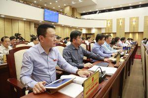 Miễn nhiệm Ủy viên UBND đối với Thiếu tướng Nguyễn Doãn Anh