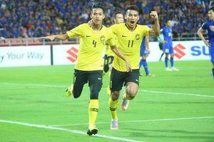 Video bàn thắng Thái Lan 2-2 Malaysia