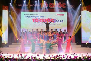 'Vang mãi giai điệu Tổ Quốc' lần thứ 3 hướng đến tôn vinh Chủ tịch Hồ Chí Minh