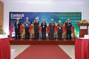 Nhiều doanh nghiệp nước ngoài tham gia Contech Vietnam lần thứ 3
