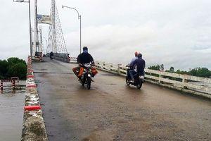 Cà Mau: Thu phí cầu treo Rạch Ráng trong 20 năm