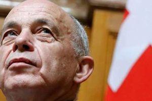 Quốc hội Thụy Sĩ bầu Tổng thống mới, chọn 2 bộ trưởng thay thế