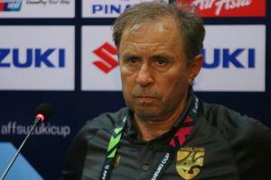 AFF Suzuki Cup 2018: HLV Thái Lan tuyên bố 'sẵn sàng mọi phương án hạ gục Malaysia'