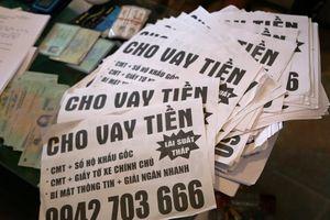 Khởi tố 6 đối tượng cho vay nặng lãi tại Hà Tĩnh