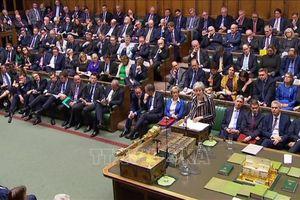Đồng minh của Thủ tướng Theresa May chỉ trích mạnh mẽ thỏa thuận sơ bộ Brexit
