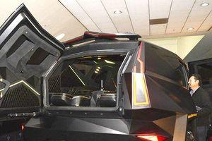 Siêu xe 'tàng hình', chống đạn Karlmann King giá 90 tỷ đồng cho tài phiệt