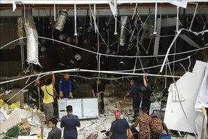 Malaysia: Nổ khí ga ở trung tâm thương mại, 3 người chết, 27 bị thương