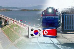 Hàn Quốc đang khảo sát tuyến đường sắt tại Triều Tiên