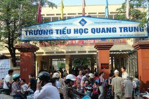 Hà Nội: Đình chỉ cô giáo phạt tát học sinh lớp hai 50 cái