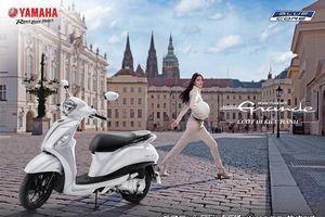 Yamaha Việt Nam giới thiệu Yamaha Grande mới với động cơ Blue Core Hybrid